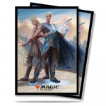 Sleeves Standard x80 Magic The Gathering Battlebond - V1