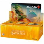 Boite de 36 Boosters Magic The Gathering Guilds of Ravnica / Les Guildes de Ravnica
