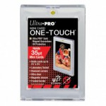 Sleeves  Mini Card UV One Touch Magnetic Holder 35PT