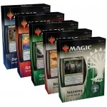 Magic The Gathering Les Guildes de Ravnica - Kit Guilde x5