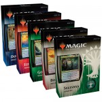 Magic The Gathering Guilds of Ravnica - Kit Guild x5