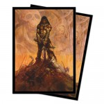 Sleeves Standard x100  Frank Frazetta Art - Barbarian