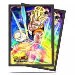 Sleeves Standard x65 Dragon Ball Super Gogeta