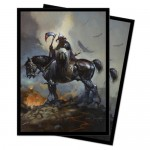 Sleeves Standard x100  Frank Frazetta Art - Death Dealer