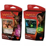 Planeswalker Deck Magic The Gathering L'Âge de la Destruction x2