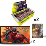 Force of Will TCG  Kit De Pre-Release V2 - The Strangers of New Valhalla
