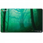 Tapis de Jeu Magic The Gathering Unstable Lands - Forrest