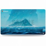 Play Mat Magic The Gathering Unstable Lands - Island