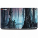 Play Mat Magic The Gathering Unstable Lands - Swamp