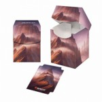 Deck Box 100+ Magic The Gathering Unstable Lands - Mountain