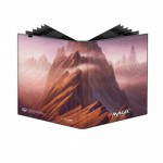 Pro-Binder A4 Magic The Gathering Unstable Lands - Mountain
