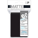 Sleeves Small x60  PRO MATTE - Non Glare - Noir