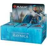 Boite de Magic The Gathering Ravnica Allegiance / L'Allégeance de Ravnica
