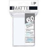Sleeves Small x60  PRO MATTE - Non Glare - Blanc