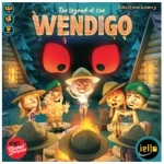 Autres Jeux The Legend of the Wendigo