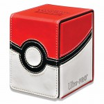 Deck Box Pokemon Alcove Flip Box - Pokéball