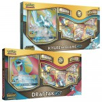 Collection Box Pokemon Drattak-GX, Kyurem Blanc-GX