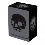 Deck Box  Absolute Iconic - Skull