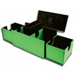 Deck Box  Vault V2 Dragon Hide - Green