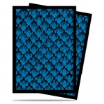 Sleeves  Dragonhide Blue
