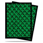Sleeves  Dragonhide Green