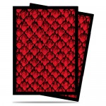 Sleeves  Dragonhide Red