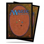 Sleeves Standard x100 Magic The Gathering Card Back - Classic