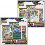 Pack 3 Boosters Pokemon SL09 - Duo de Choc : Engloutyran, Bamboiselle