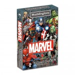 Les Indispensables  Jeu de Cartes - Marvel Cinematic Universe