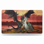 Play Mat  Valentine Dragons