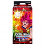 Boite de Dragon Ball Super 4 boosters Destroyer Kings + Carte Promo