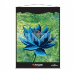 Wall Scroll - Décoration Magic The Gathering Black Lotus