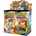 Boite de 36 Boosters Pokemon Alliance Infaillible