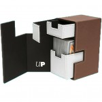 Deck Box  M2.1 - Marron & Blanc