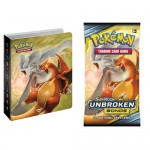 Coffret Pokemon Alliance Infaillible (Mini Portfolio + booster)
