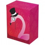 Deck Box  Flamingo