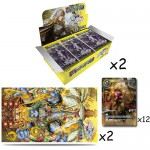 Kit De Pre-Release Force of Will TCG V4 - The Decisive Battle of Valhalla