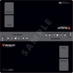 Play Mat Magic The Gathering Battlefield pour 2 joueurs - Magic The Gathering