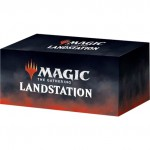 Coffret Magic The Gathering LandStation (400 terrains de base assortis) - Édition de Base 2020