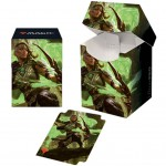 Deck Box Magic The Gathering Core Set 2020 / Édition de Base 2020  - Vivien, ranger au bestiarc