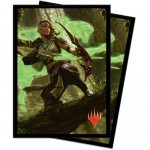 Sleeves Magic The Gathering Core Set 2020 / Édition de Base 2020  - Vivien, ranger au bestiarc