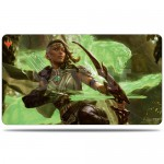 Play Mat Magic The Gathering Core Set 2020 / Édition de Base 2020  - Vivien, ranger au bestiarc