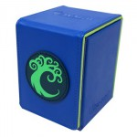 Deck Box Magic The Gathering Alcove Flip Box for Magic: The Gathering - Simic
