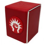 Deck Box Magic The Gathering Alcove Flip Box for Magic: The Gathering - Boros