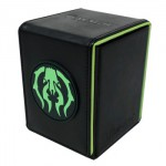 Deck Box Magic The Gathering Alcove Flip Box for Magic: The Gathering - Golgari