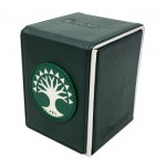 Deck Box Magic The Gathering Alcove Flip Box for Magic: The Gathering - Selesnya