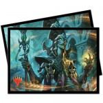 Sleeves Magic The Gathering Commander 2019 - V2 - Kadina, sorcière ondoyante