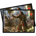 Sleeves Magic The Gathering Commander 2019 - V4 - Ghired, exilé du Conclave