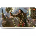 Play Mat Magic The Gathering Commander 2019 - V4 - Ghired, exilé du Conclave