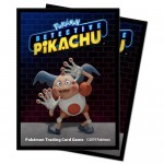 Sleeves Pokemon Détective Pikachu - Mr. Mime